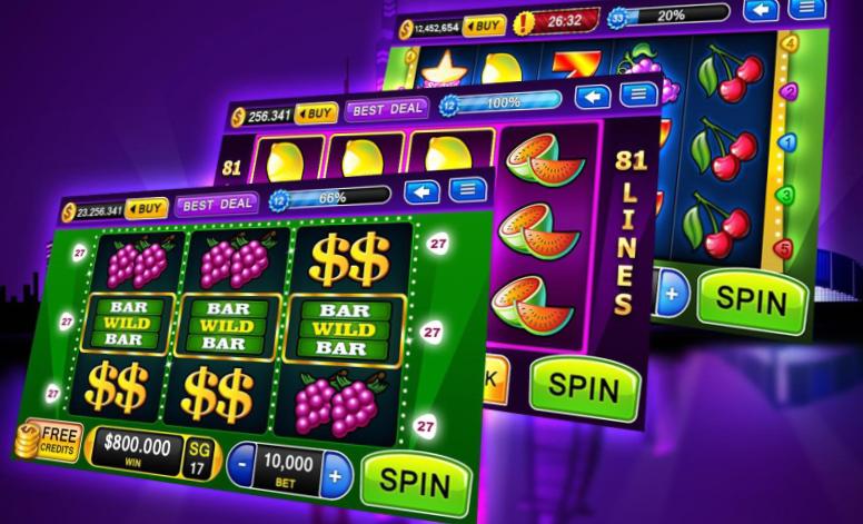 slot machine a sous gratuit
